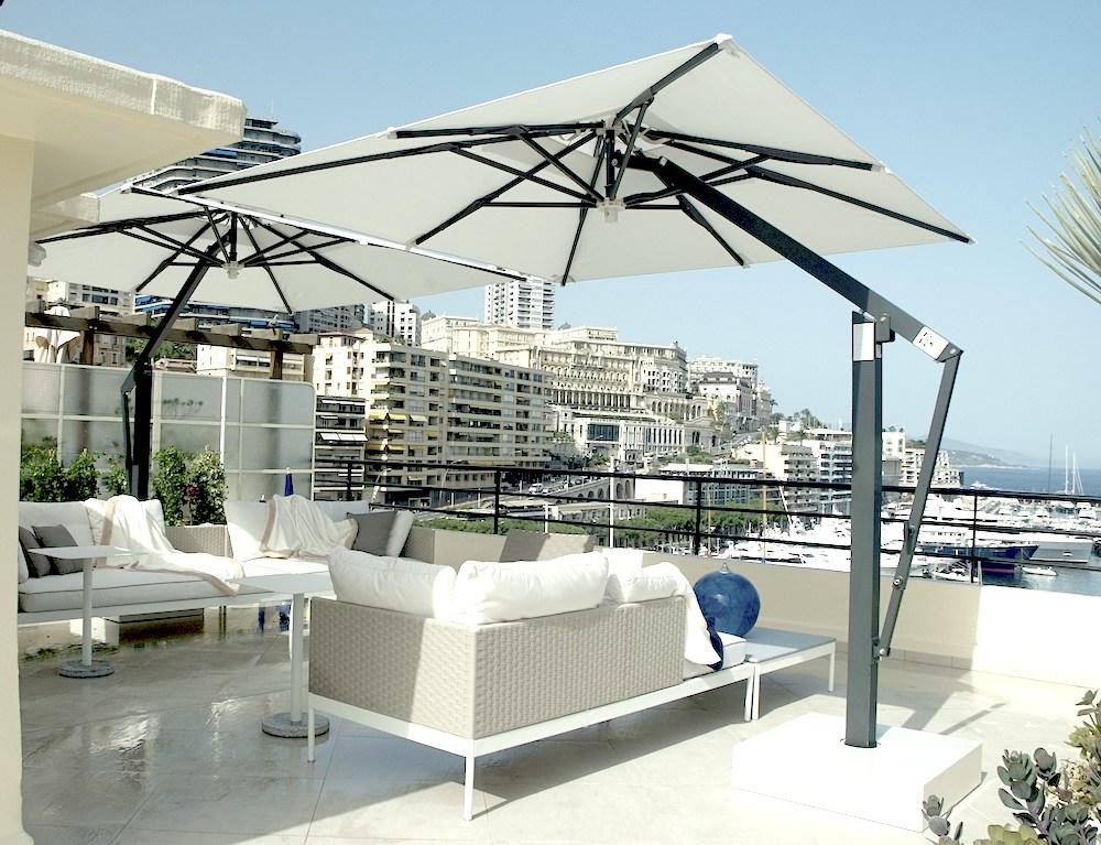 Cantilever Umbrellas - Summer Collection