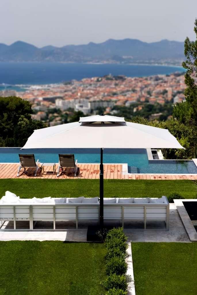 Home Pool Umbrellas